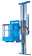 WALL-MAN - The pneumatic access platform for working at height